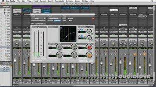 Lynda Audio Mixing Bootcamp