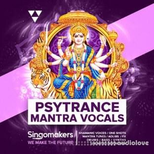 Singomakers Psytrance Mantra Vocals