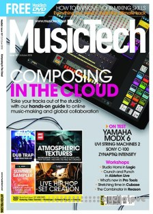 MusicTech October 2018