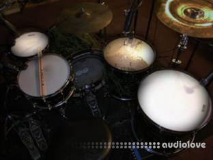 Joey Sturgis Drum Samples Detuned Series Toms