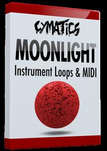 Cymatics Moonlight Instrument Loops and MIDI