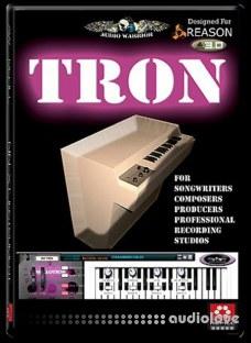 AudioWarrior Tron Mello-Rack