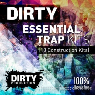 Dirty Production Dirty Essential Trap Kits