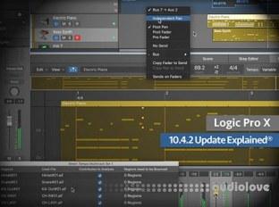 Groove3 Logic Pro X 10.4.2 Update Explained