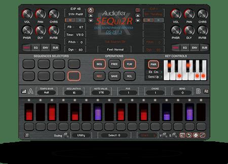 Audiofier SEQui2R EX v1.3 KONTAKT
