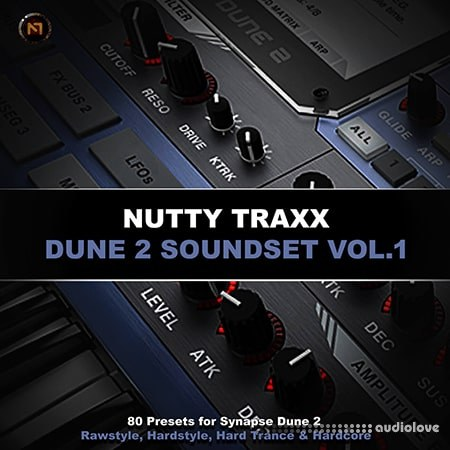 Nutty Traxx Dune 2 Soundset Synth Presets