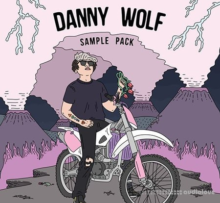 Splice Sounds Danny Wolf Sample Pack WAV