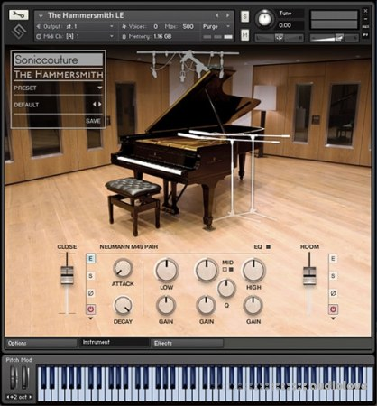SonicCouture The Hammersmith Professional Edition KONTAKT