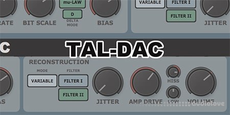 Togu Audio Line TAL-Dac v1.0.2 WiN MacOSX