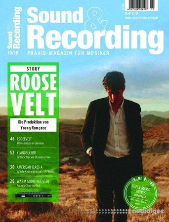 Sound & Recording September 2018