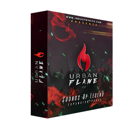 Industry Kits Sounds Of Legend Urban Flame DAW Addons