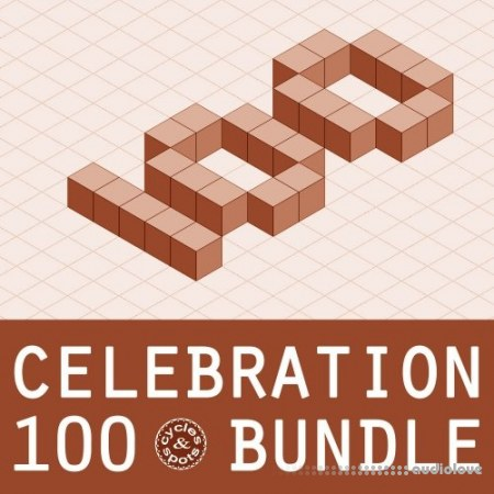 Cycles and Spots Celebration 100 Bundle WAV