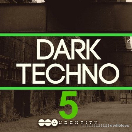 Audentity Records Dark Techno 5 WAV