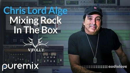 PUREMIX Chris Lord-Alge Mixing Rock In The Box TUTORiAL