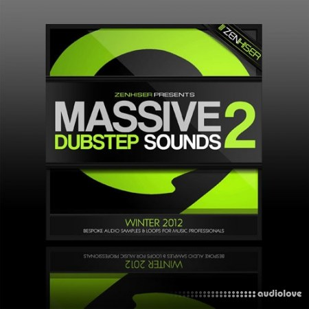 Zenhiser Massive Dubstep Sounds 2 Synth Presets