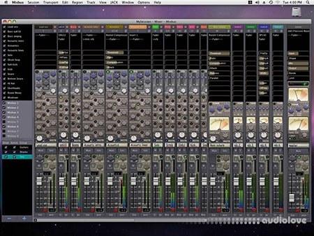 Harrison Mixbus v5.0.255 WiN MacOSX