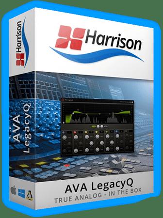 Harrison AVA LegacyQ v1.0.2 MacOSX