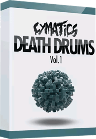 Cymatics Death Drums Vol.1 WAV