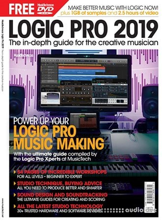 MusicTech Focus Series October 2018 PDF