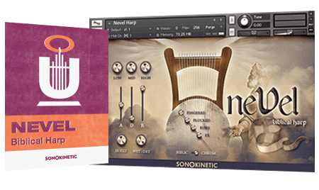 Sonokinetic Nevel KONTAKT
