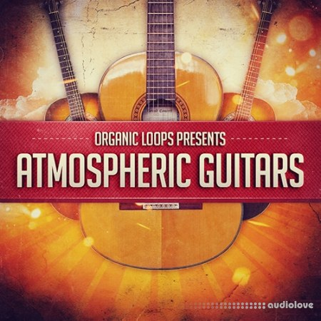 Organic Loops Atmospheric Guitars WAV REX