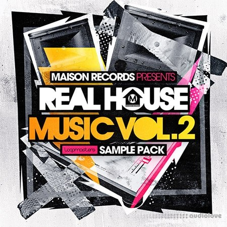 Loopmasters Maison Records Real House Music Vol.2 MULTiFORMAT