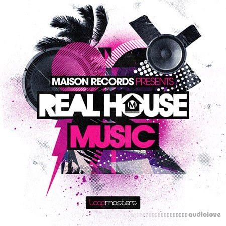 Loopmasters Maison Records Real House Music MULTiFORMAT