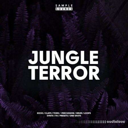 Sample Sounds Jungle Terror WAV Synth Presets