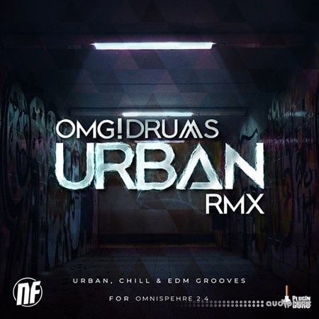 PluginGuru OMG! Drums URBAN RMX for Omnisphere 2 Synth Presets