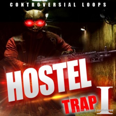 Controversial Loops Hostel Trap WAV MiDi REX