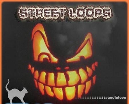 Street Loops Trap Halloween WAV MiDi