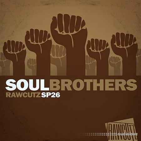 Raw Cutz Soul Brothers WAV REX