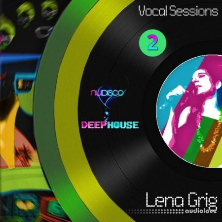 Velvet Season Samples Lena Grig Vocal Sessions Nu Disco and Deep House 2