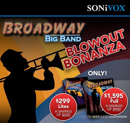 Fable Sounds Broadway Big Band v1.3 KONTAKT