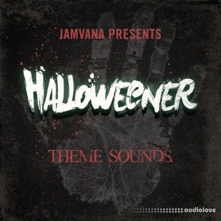 Jamvana Presents Halloweener Theme Sounds WAV MiDi