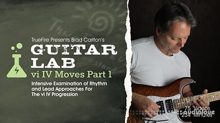 Truefire Guitar Lab vi IV Moves TUTORiAL