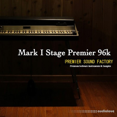 Premier Sound Factory Mark1 Stage Premier 96k KONTAKT