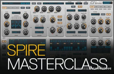 Echo Sound Works Spire Masterclass TUTORiAL