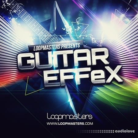 Loopmasters Guitar Effex WAV REX