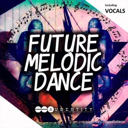 Audentity Future Melodic Dance WAV MiDi Synth Presets
