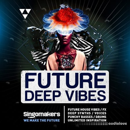 Singomakers Future Deep Vibes MULTiFORMAT