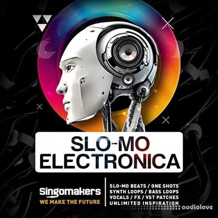 Singomakers Slo-Mo Electronica WAV REX