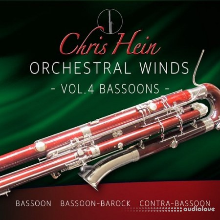 Best Service Chris Hein Winds Vol.4 Bassoons