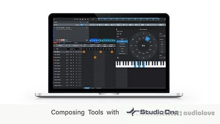 Udemy Composing Tools with Presonus Studio One TUTORiAL
