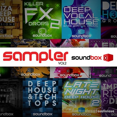 Soundbox Label Sampler 2 WAV