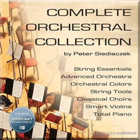 Best Service Complete Orchestral Collection KONTAKT
