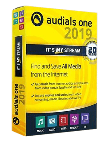 Audials One v2019.0.3800.0 Multilingual WiN