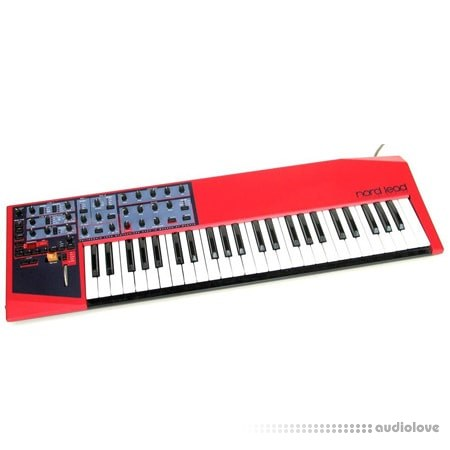 USB Virtual Analog Vol.3 Nord Lead 1 KONTAKT