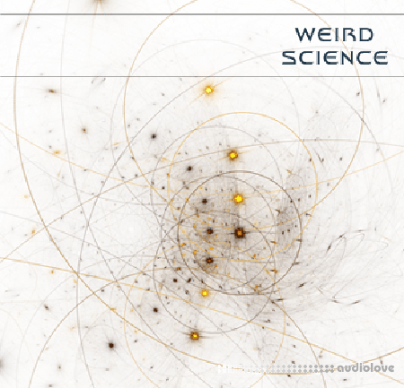 Soundsdivine Weird Science Sample Pack WAV