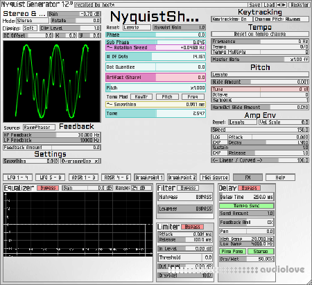 Soundemote Nyquist Generator v1.2.0 X64 WiN